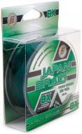 Волосінь Lineaeffe FF Japan Braid 8X Moss Green 135м 0,25мм 18кг 3009825