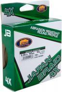 Волосінь Lineaeffe Japan Braid 4X Moss Green 150м 0,12мм 5,5кг 3016012