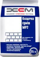 Суміш мурувальна ХБМ МР2