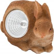 Світильник на сонячній батареї Ecostrum LED Кролик 1,2 Вт IP44 коричневий TFP13005-2