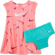 Сукня Nike DRI-FIT PRINTED DRESS 06H331-A0G р. 0-3M