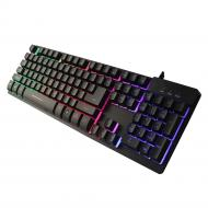 Клавиатура Good Idea USB ZYG 800 с подсветкой Черный (bi6053hh)