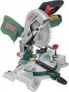 Пила торцювальна Bosch PCM 8 0603B10000