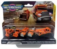Іграшковий набір Micro Machines MICROMACHINES Будівельна бригада (5 шт.) W2 6626757
