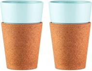 Набор чашек с защитой Bistro 0.6 л Bodum