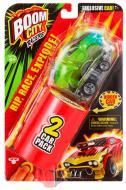 Ігровий набір Boom City Racers HOT MAMALE! Машинки з пусковим пристроєм - 2 шт. 6631576