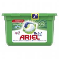 Капсули для машинного прання Ariel Pods Все-в-1 Гірське джерело 12 шт.