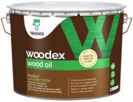 Грунт-антисептик TEKNOS Woodex Wood Oil 2,7 л