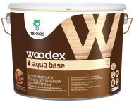 Ґрунт Антисептик TEKNOS Woodex AQUA Base 3 л