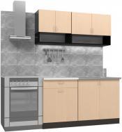 Кухня Нова-2 ДСП 1,4 м