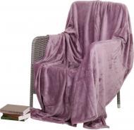 Плед Морганіт 220x200 см рожевий La Nuit