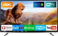 Телевізор Bravis UHD-55F6000 Smart +T2 black