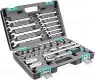 Набір ручного інструменту STELS  CrV   31 пр 14102