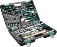 Набір ручного інструменту STELS  CrV   76 пр 14104
