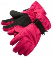 Перчатки McKinley Ronn II jrs 268056-0405 р. 5 розовый