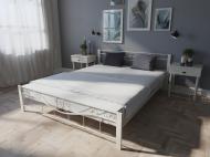 Кровать MELBI Эмили Двуспальная  160*200 см Бежевый (КМ-011-02-6беж)