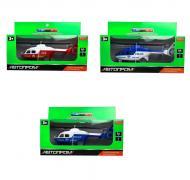 Автомодель Автопром Гелікоптер, 3 кольора в асортименті 3697