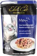 Корм Edel Cat з лососем та фореллю в соусі 100 г