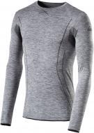Термофутболка McKinley Oliver ux 267312-901911 S серый меланж