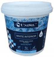 Краска водоэмульсионная UniSil White interior мат белый 3,5кг