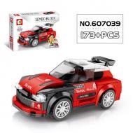 Конструктор 607037-38-39-40 (Красный)