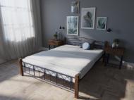 Кровать MELBI Элизабет Двуспальная 160*200 см Ультрамарин (КМ-005-02-4уль)