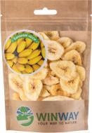 Чипси бананові WinWay 70 г