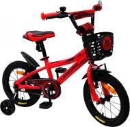 Велосипед дитячий Like2bike Neos червоний 201405