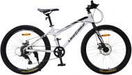 Велосипед Like2bike Aggressor 24'' білий A202401