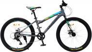 Велосипед Like2bike Aggressor 24'' сірий A202402