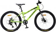 Велосипед Like2bike подростковий Aggressor салатовый A202403