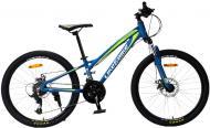 Велосипед Like2bike Adrenalin 24'' синій A202406