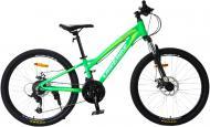 Велосипед Like2bike підлітковий Adrenalin зелений A202404