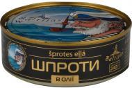 Шпроти в олії Baltijas ж/б №3 240 г