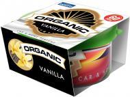 Ароматизатор на панель приладів Tasotti Organic Vanilla