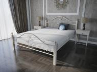 Кровать MELBI Патриция Вуд Двуспальная 140*200 см Бежевый (КМ-001-02-4беж)