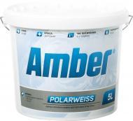 Краска Amber Amber Polarweiss белый 5л