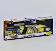 Игровой набор полицейского Small Toys 34190 со светом и звуком Разноцветный (2-74600)