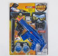 Игровой набор полиции Small Toys 2869 Синий (2-80136)
