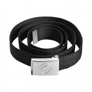 Пояс MAMMUT Logo Belt Пояс а/в уні. р.OS чорн. 1090-01611-0001 Logo_Belt MAMMUT 2019 (80880695) 1090-01611-0001 чорний