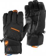 Рукавички MAMMUT 1090-05750-0001 р. 7 чорний із помаранчевим