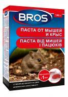 Родентицидний засіб від мишей BROS паста 100 г