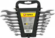 Набір ключів рожкових Topex 6-22 мм 35D656