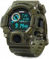 Наручные часы Skmei 1019 Army Green BOX (1019BOXAG)