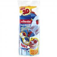 Стрічкова швабра для підлоги/для прибирання Vileda Super Mocio 3 Action 64 см