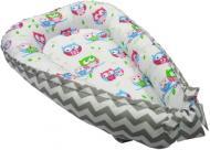 Подушка для годування Kidigo Зигзаги-сови KN-06
