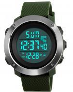 Наручные часы Skmei 1267 Green Big Size BOX (1267BOXGBS)