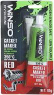 Герметик силіконовий WINSO GASKET MAKER RED 85г 310200