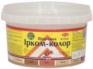 Шпаклевка для дерева ИР-23 ІРКОМ палисандр 350 г