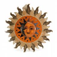 Зеркало мозаичное Солнце и Луна d-30 cм 29918 Разноцветный (45512)